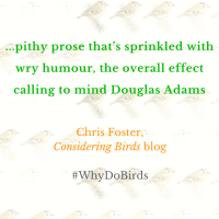 Chris Foster quote
